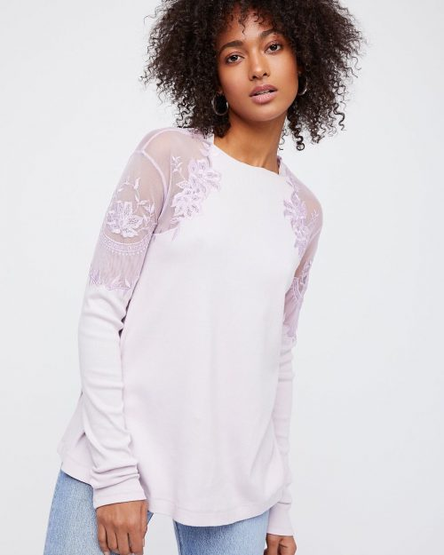 Free people Daniella Lilac