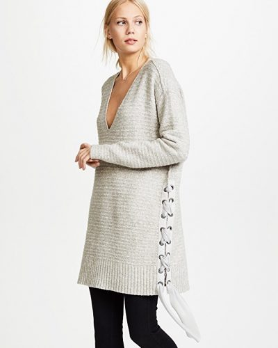 Free People Hart It Laces Grey