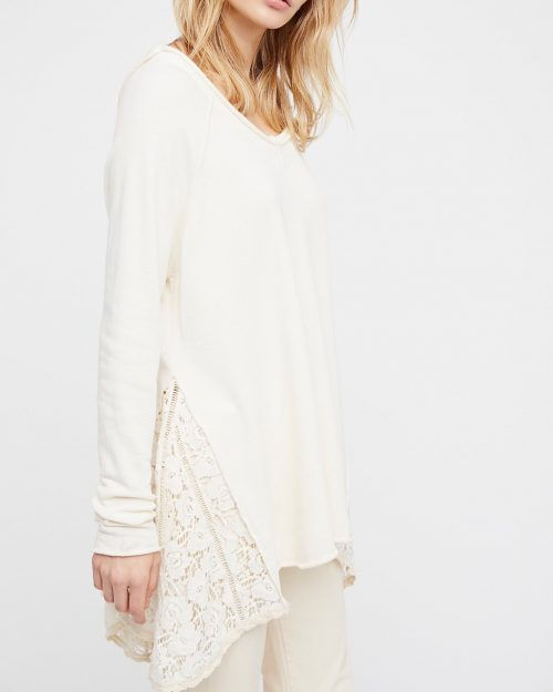 Free People No Frills Ivory