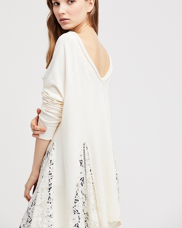 Free People No Frill Pullover