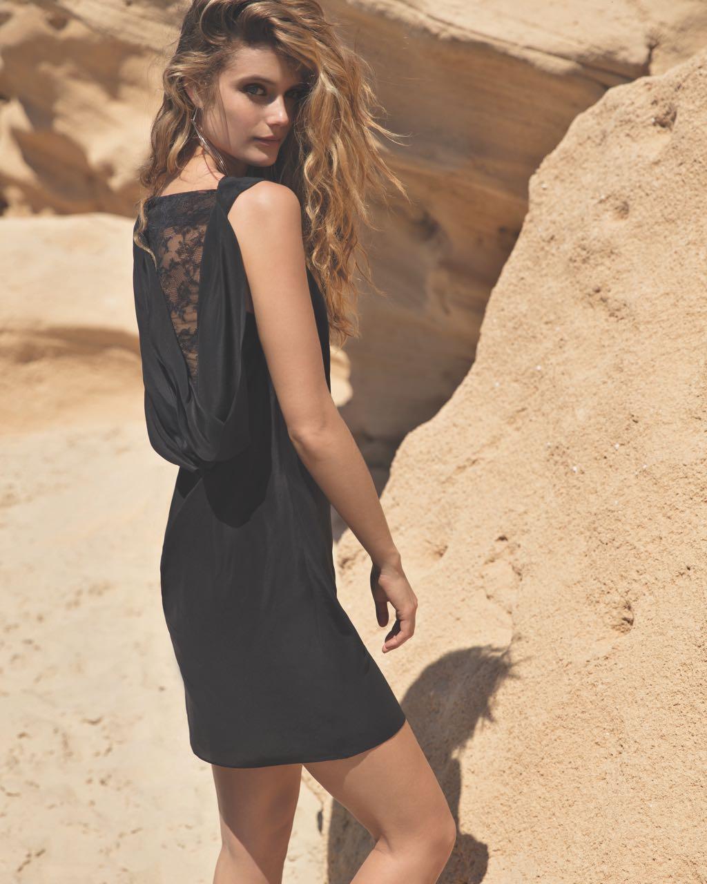 Gottex Silk Dress