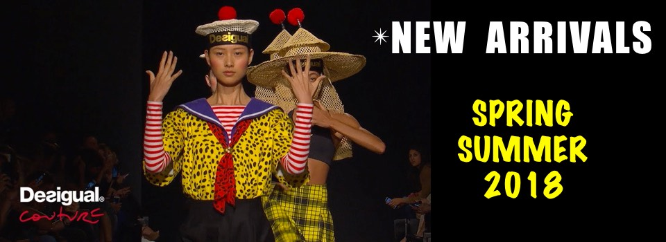 Fun Fashion Spring Summer 2018