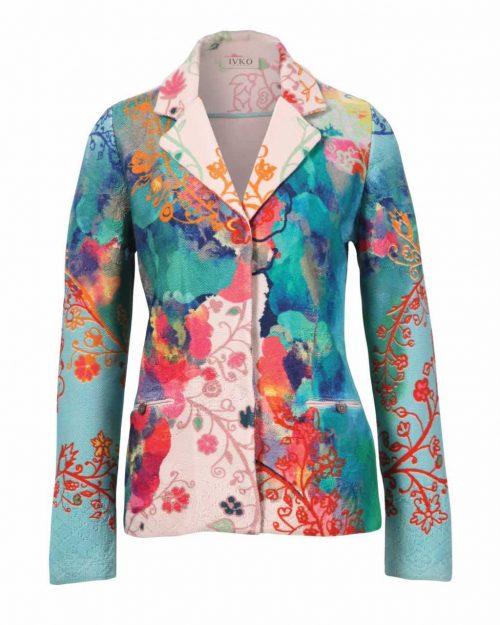 IVKO Watercolour Paint Jacket