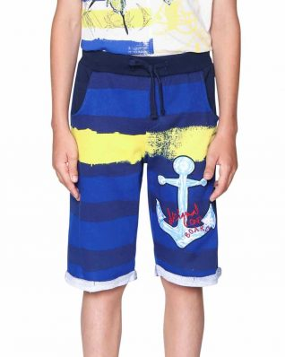 18SBPK03_5036 Desigual Boys Shorts Baseball Buy Online