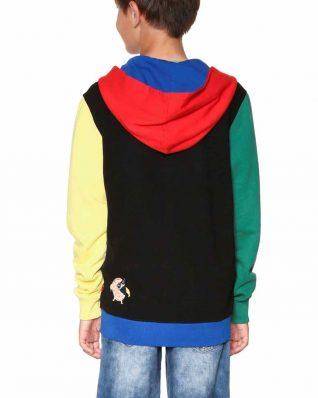18SBSK09_5000 Desigual Boys Sweatshirt Robert Canada
