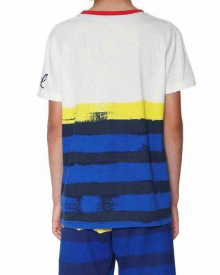 18SBTK18_1000 Desigual Boys T Shirt Urbano Canada