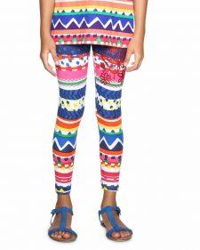 18SGKK12_3092 Desigual Girls Leggings Mashmallow Buy Online