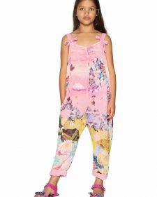 18SGPW11_3055 Desigual Girls Pant Alaotra Buy Online