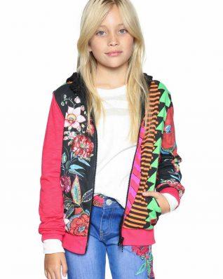 18SGSK06_2000 Desigual Girls Jacket Bocaccio Buy Online