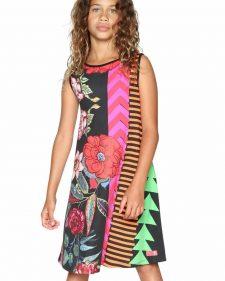18SGVK18_2000 Desigual Girls Dress Windhoek Buy Online