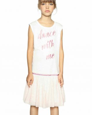 18SGVW09_5067 Desigual Girls Dress Lilongue Buy Online