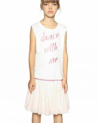 18SGVW09_5067 Desigual Girls Dress Lilongue Buy Online