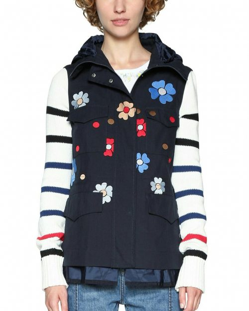 Desigual Jacket Karen, Sailor