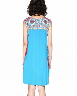 Desigual Aqua Blue Dress