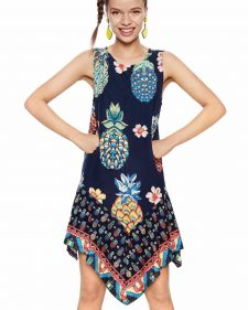 Desigual Dress Rouses
