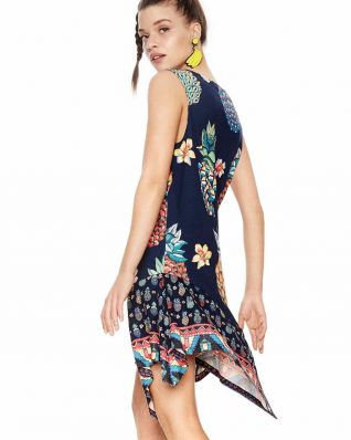Desigual Pineapple Dress