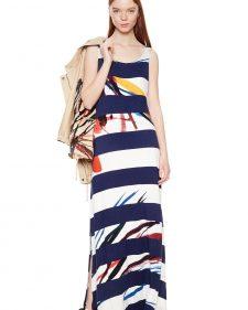 Desigual Maxi Dress Felipe