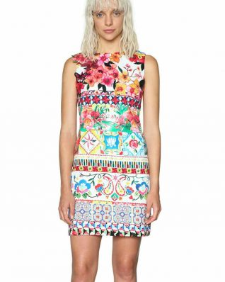 Desigual Dress Angelina
