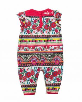18SYQK05_3145 Desigual Baby Girls Body Suit Candela Canada