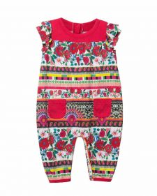 18SYQK05_3145 Desigual Baby Girls Body Suit Candela Buy Online