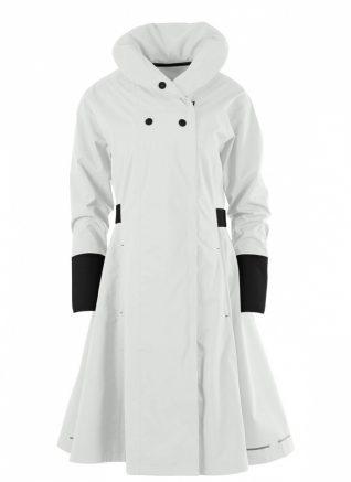 Blaest White Rain Jacket