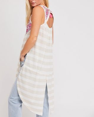 Free People Long Summer Tunic