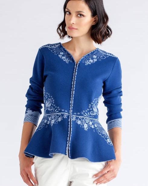 IVKO Embroidered Jacket