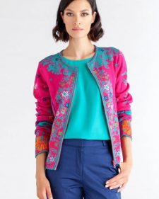 IVKO Cotton Pink Jacket