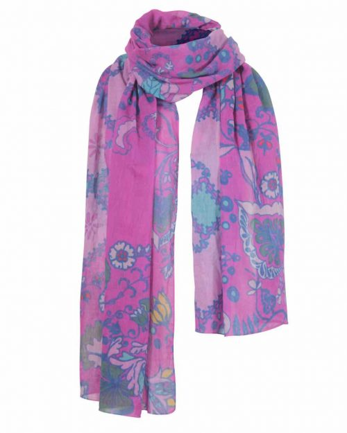 IVKO Purple Scarf
