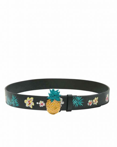 Desigual Pineapple Belt