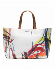 Desigual Shopper Arty Bag