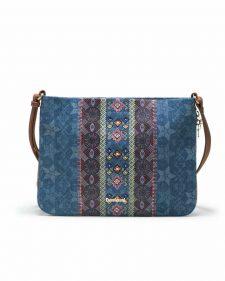 Desigual Blue Crossbody Bag