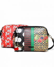 Desigual Reversible Crossbody Bag