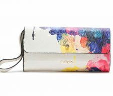 Desigual Reversible Wallet Painter
