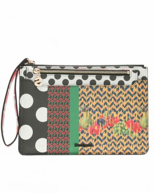 Desigual Wallet Nathalie Patch