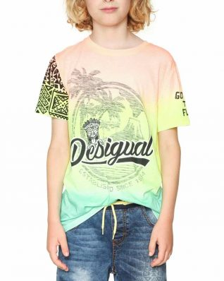 Desigual Boys Summer T-Shirts