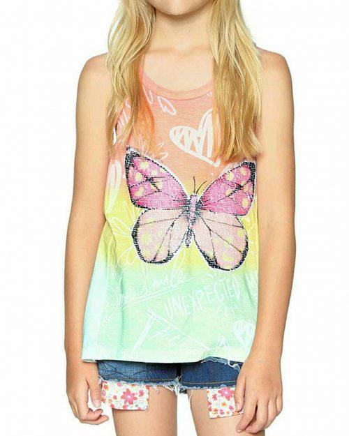 Desigual Girl T-Shirt Sydney