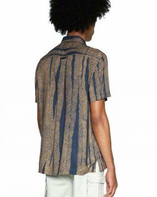 18SMCW53_2089 Desigual Men's Shirt Dennis Canada