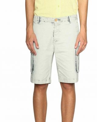 18SMPW01_2007 Desigual Men's Shorts Sean Buy Online
