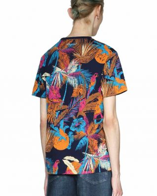18SMTK45_5039 Desigual Men's Shirt Jose Canada