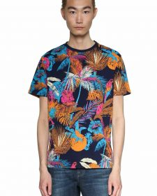 18SMTK45_5039 Desigual Men's Shirt Jose Buy Online