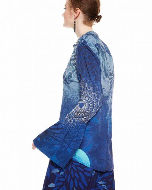 18SWCW46 Blue Shirt