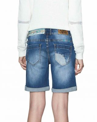 Desigual Jean Shorts
