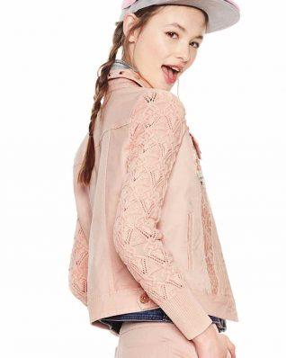 Desigual Pink Jacket