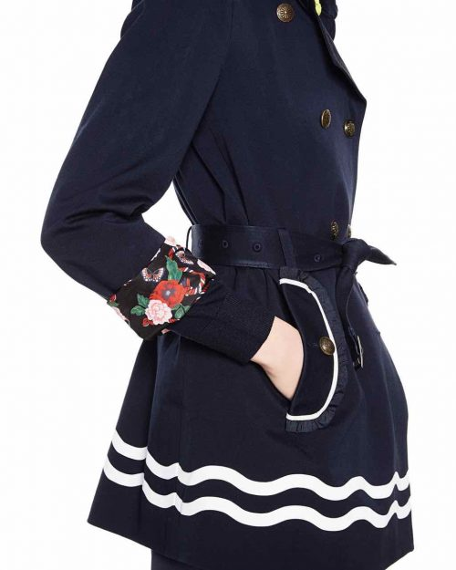 Desigual Sailor Coat