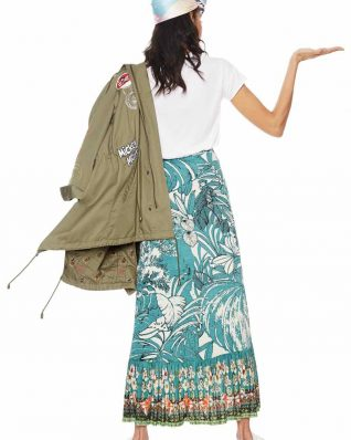 Desigual Long Skirt