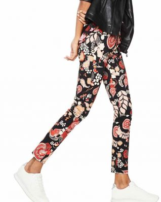 Desigual Multicolour Pants