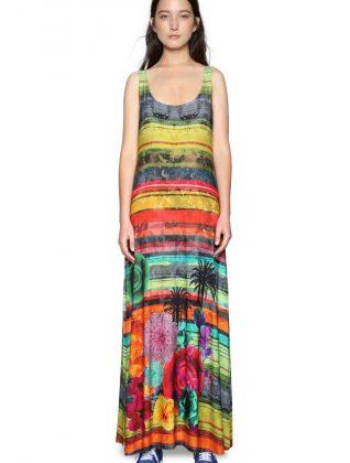 Desigual Maxi Summer Dress