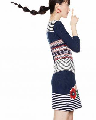 Desigual Sailor Dress