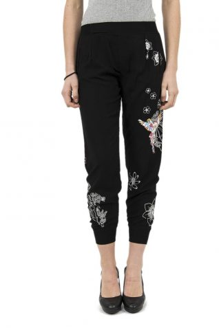 Desigual Easy Fit Pants